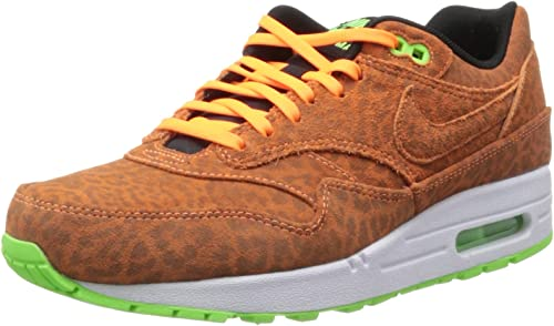 Nike AIR Max 1 FB 'Orange Leopard' - 579920-881