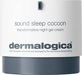 Dermalogica Sound Sleep Cocoon, 1.7 Fl Oz - Face Moisturizer Gel with Essential Oils that Promote Restful Sleep