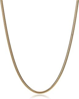 BERING Women Stainless Steel Necklace - 424-20-450
