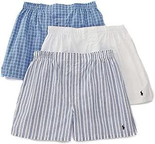ralph lauren light blue shorts