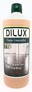 Dilux - Superlimpiador especial para suelos laminados 1L