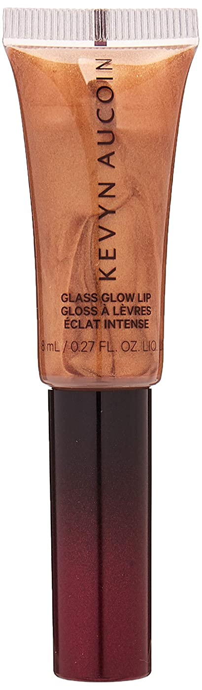 スモッグ十分です剣Kevyn Aucoin Glass Glow Lip Gloss - Spectrum Bronze 0.27oz (8ml)
