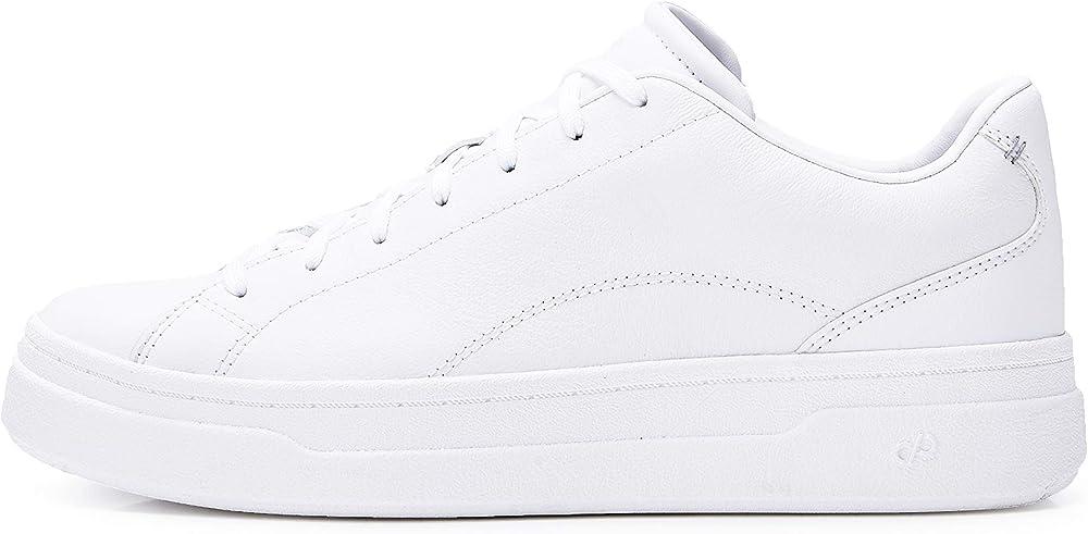 Care of by puma,sneakers,scarpe  per donna,in pelle sintetica 372889 B