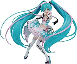 Hatsune Miku Gt Project: Racing Miku (2019 Ver. Feat. Annindoufu) 1: 8 Scale PVC Figure