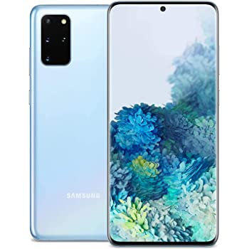 Samsung Galaxy S20+ 5G 128GB Fully Unlocked Smartphone (Renewed)