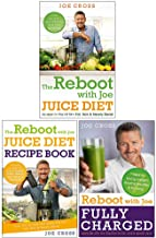 The Reboot with Joe 3 Books Collection Set by Joe Cross (The Reboot with Joe Juice Diet, Juice Diet Recipe Book, Fully Charged)