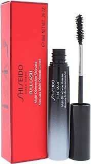 Shiseido Full Lash Multi-Dimension Mascara, No. Bk901 Black, 0.28 Ounce