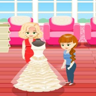 Wedding Dress Shop/ Jewelry Shop