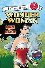 Wonder Woman: Maze Of Magic (Turtleback School & Library Binding Edition) (I Can Read, Level 2: Wonder Woman)