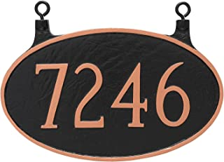 hanging house numbers