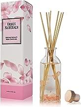 Urban Naturals Moonlit Petals Reed Diffuser Oil Set | Magnolias, Peonies, Daisies, Honeysuckle, Pear & Rosewood | Great Gift Idea for Mom, Grandma, Aunt, Wife or Sister