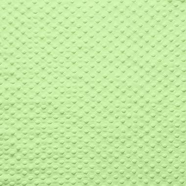 EZ Fabric Silky Minky Dot, Lime