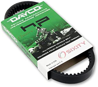 2004-2008 for Arctic Cat 400 4x4 Auto Drive Belt Dayco HP ATV OEM Upgrade Replacement Transmission Belts