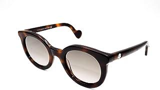 Sunglasses Moncler ML 15 ML 0015 53B blonde havana / gradient smoke