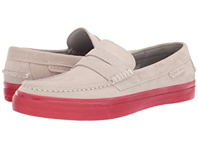 Cole Haan Pinch Weekender Lx Penny Loafer (Moonlight/Red Translucent) Men