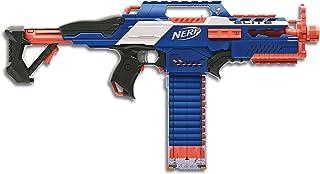 NERF NERF Elite RapidStrike CS-18 Blaster, Orange, Blue, White, Width: 58.5 cm