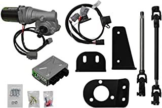 SuperATV EZ-Steer Power Steering Kit Compatible with/Replacement for John Deere Gator RSX 850i (2012+)