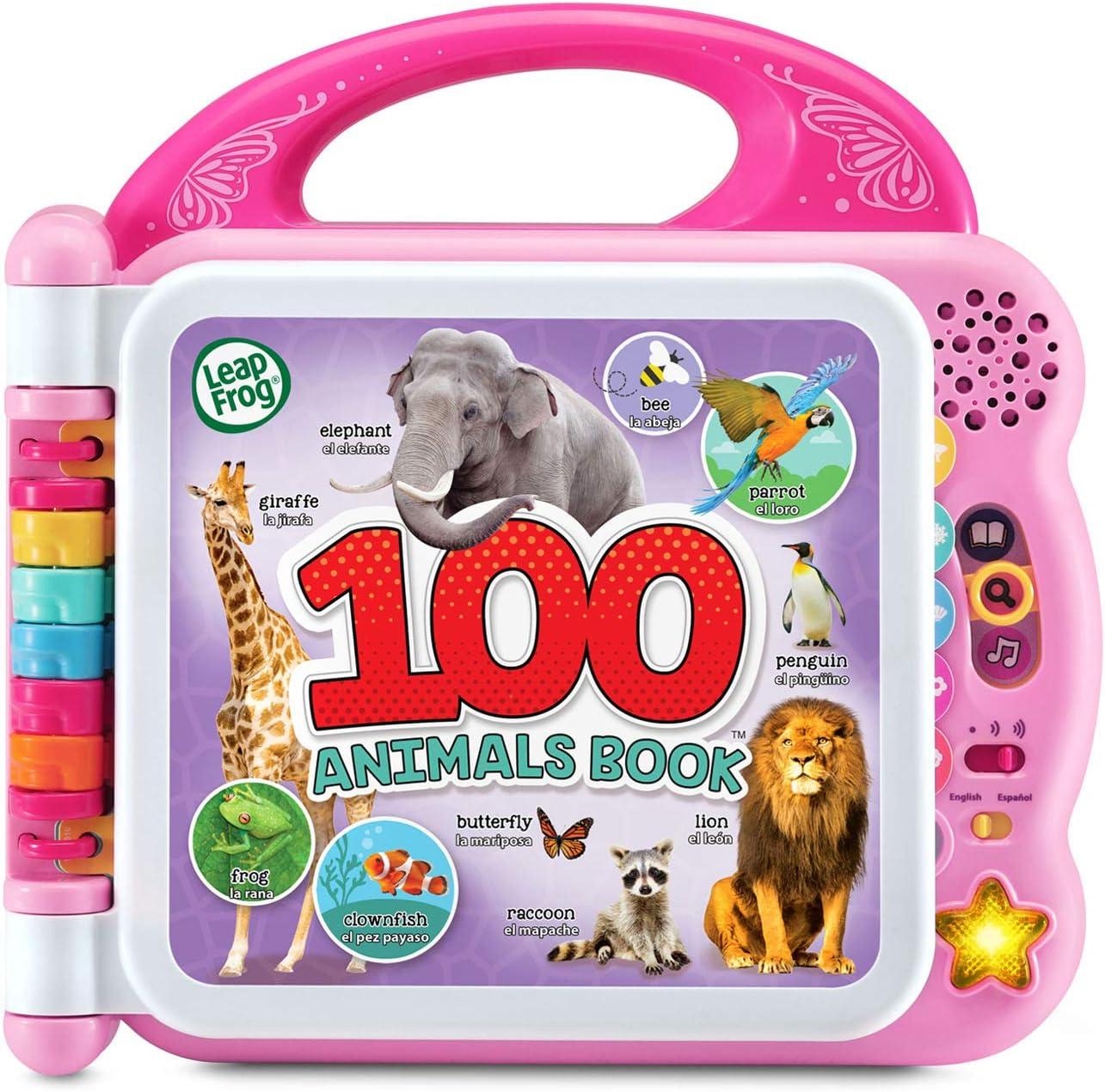 LeapFrog: 100 Animals Book! .99 (REG .00) at Woot!