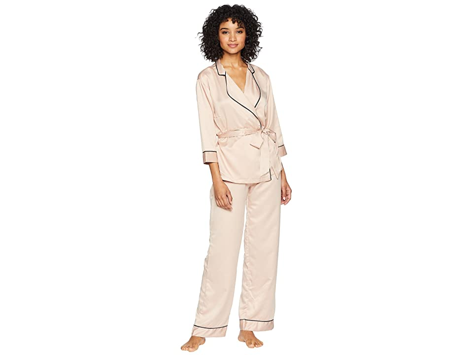 BLUEBELLA Wren Kimono and Trousers Set (Rose Dust) Women