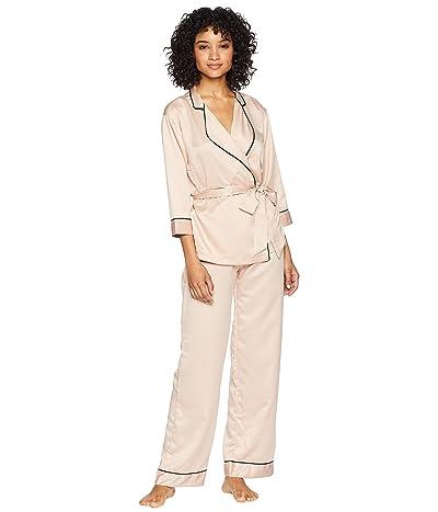 BLUEBELLA Wren Kimono and Trousers Set (Rose Dust) Women