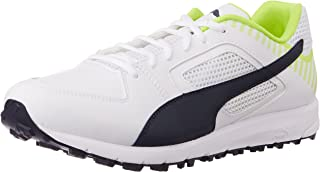 PUMA Team Rubber Cricket Shoes US 11- UK 10