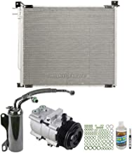 For Ford E350 E450 7.3L Diesel Van A/C Kit w/AC Compressor Condenser Drier - BuyAutoParts 60-89386CK New