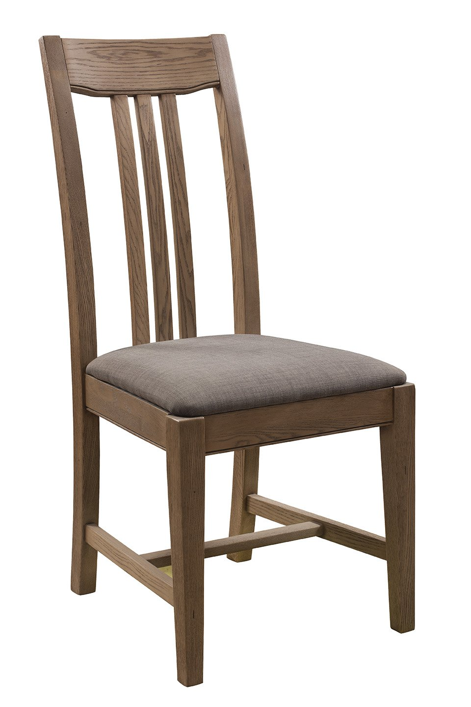 Oak Furniture Company Catalan Ash Wood Dining Chair (PAIR): Amazon