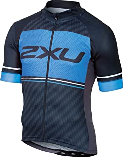 2XU Mens X-Vent Cycle Jersey MC3717a-P