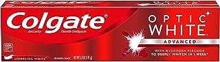 Colgate Optic White Whitening Toothpaste, Sparkling White - 5 ounce