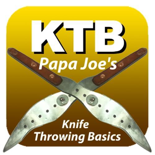 Papa Joe's Knife Throwing Basics