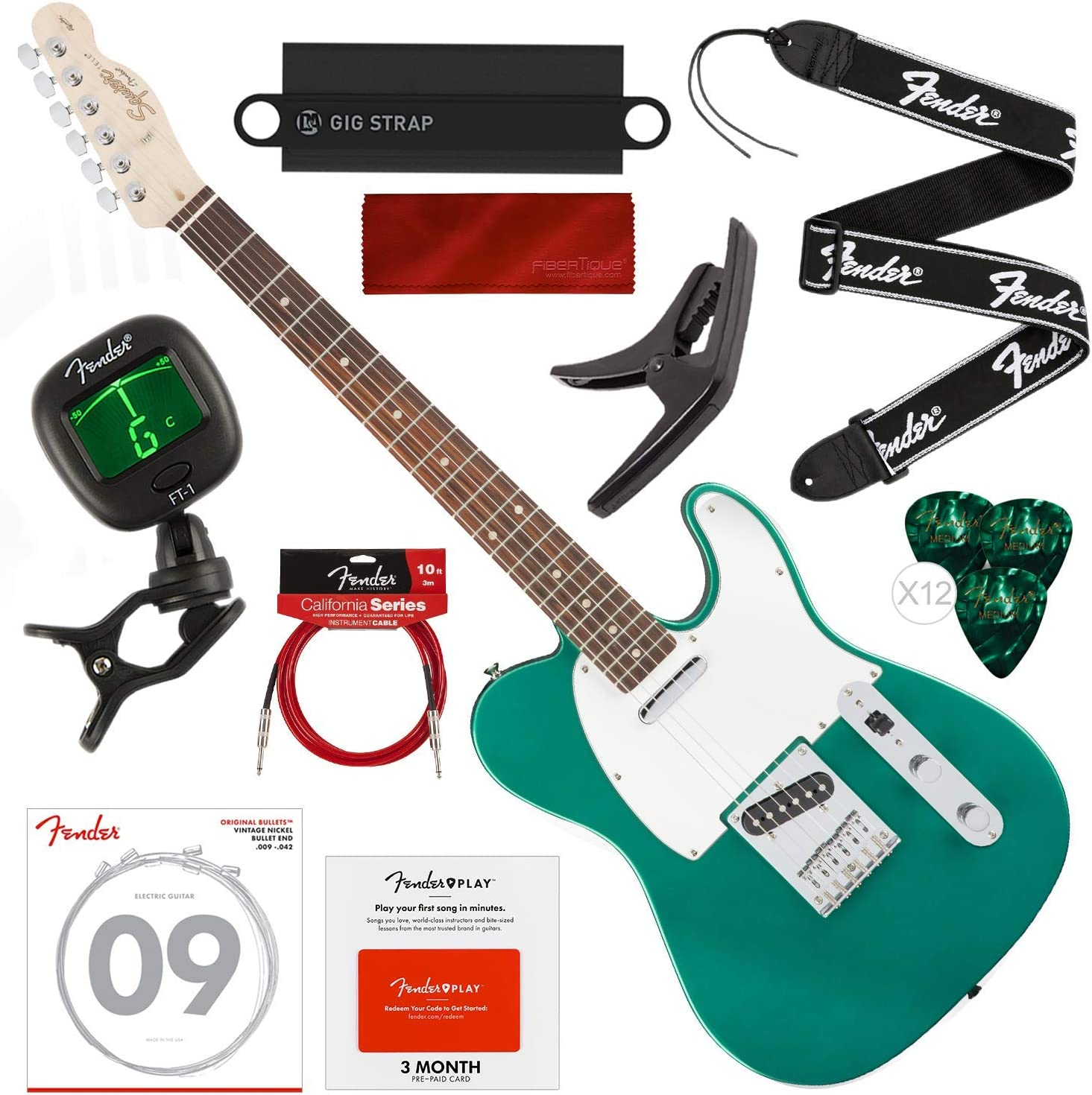 Finally resale start Squier by Fender Affinity Series Telecaster Electric Max 43% OFF Beginner Gu