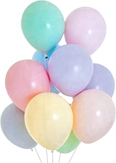 HOUZE LS-9483 Balloons (Set of 10) - Mix Candy Colour