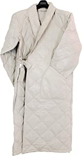Cozy Warm Quilted Down Robe