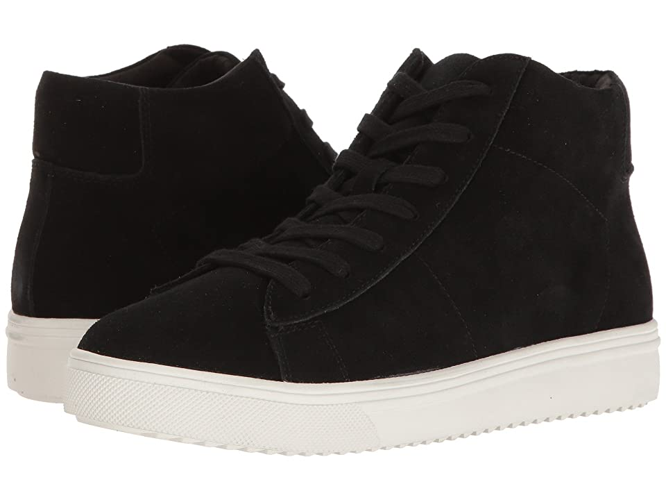Blondo Jax Waterproof (Black Suede) Women