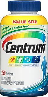 Centrum Multivitamin for Men, Multivitamin/Multimineral Supplement with Vitamin D3, B Vitamins...