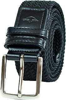 Men's 1 3/8 in. Stretch Fabric Braided Belt
