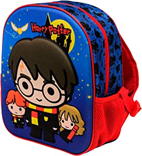KARACTERMANIA Harry Potter Castle Sac à Dos 3D Petit 01598 Multicolore