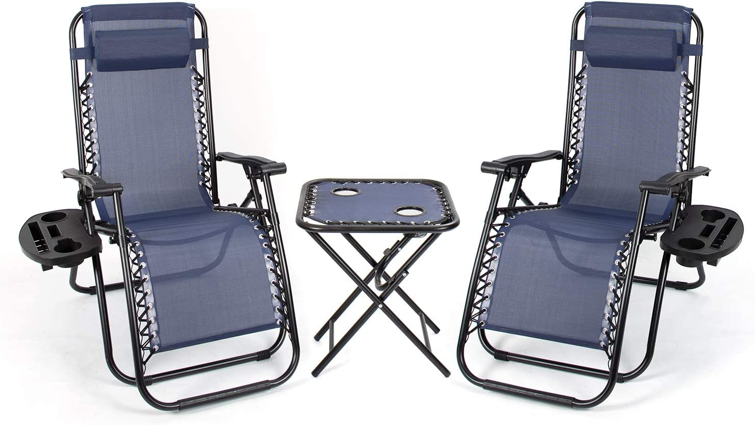 Flamaker Zero Gravity Chairs Outdoor Folding Max Super special price 63% OFF Adjustabl Recliners