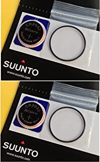 Lot of 2 Suunto Lumi / Core Wristop Computer