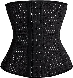 KINDOYO Postpartum Bellyband Waist Corset for Weight Loss Sport Body Shaper Tummy Control Fat Burner Girdle Women