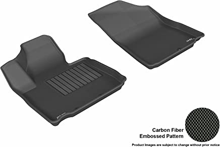 Kagu Rubber 3D MAXpider Second Row Custom Fit All-Weather Floor Mat for Select Buick Envision Models Gray