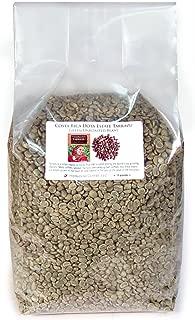 Costa Rica Dota Estate, Green Unroasted Coffee Beans (10 LB)
