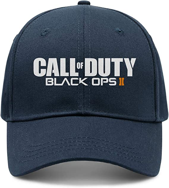 22. Call of Duty - Black ops Logo Baseball Cap
