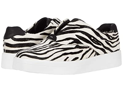 Clarks Hero Step (Zebra Print) Women