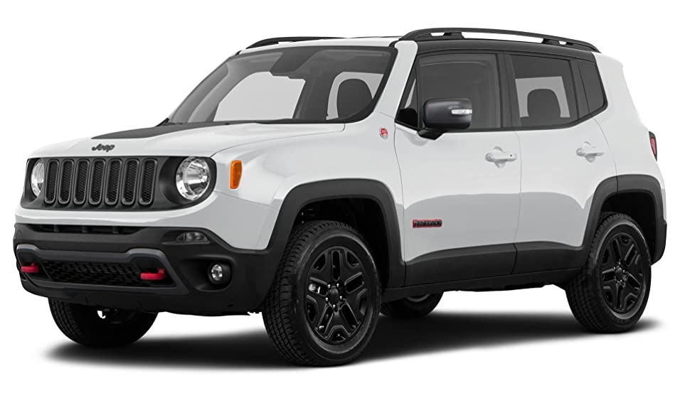 Jeep Renegade 2018 White