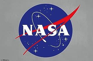 Trends International NASA - Logo Wall Poster, 22.375