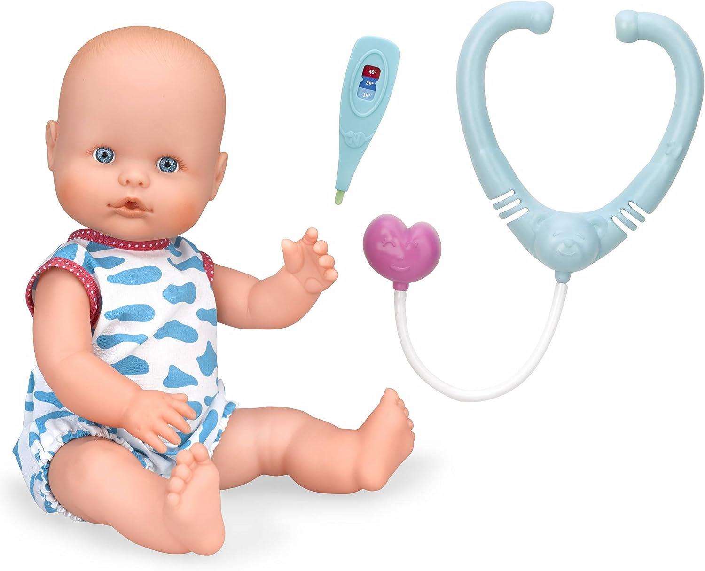 Nenuco- Cuidados, color azul (Famosa 700010315)