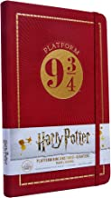 Harry Potter: Platform Nine and Three-Quarters Travel Journal