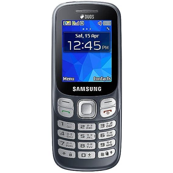 Samsung Metro 313 (SM-B313E, Grey)