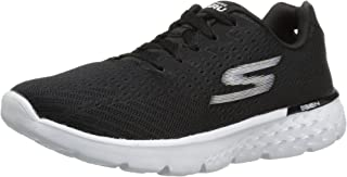 Skechers 斯凯奇 GO RUN 400系列 女 透气网布轻质跑鞋 14804